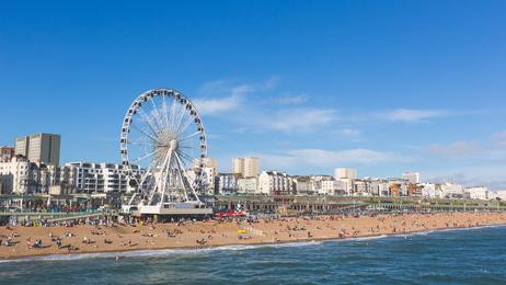 Sprachreise Brighton